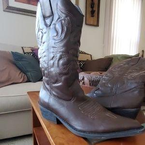 Rampage Women's Cowboy Boots